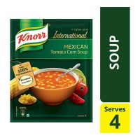 KNORR MEXICAN TOMATO CORN SOUP 52.00 Gm Packet