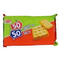 BRITANNIA 50-50 SWEET & SALTY BISCUITS 200 GM