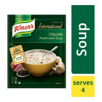 KNORR ITALIAN MUSHROOM SOUP 48.00 Gm Packet