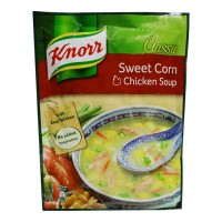 KNORR CLASSIC SWEET CORN CHICKEN SOUP 42 GM
