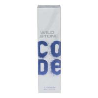 WILD STONE CODE TITANIUM BODY PERFUME 120.00 ML BOX