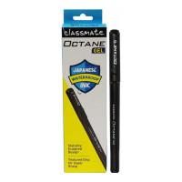 CLASSMATE OCTANE BLACK GEL PEN 1.00 NO BOX