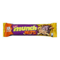 NESTLE MUNCH NUTS 32.00 GM BAR