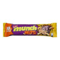 MUNCH MUNCH NUTS 32.00 GM BAR