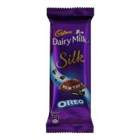 CADBURY DAIRY MILK SILK OREO CHOCOLATE 60.00 GM PACKET