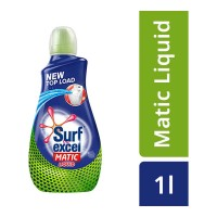 SURF EXCEL MATIC TOP LOAD LIQUID DETERGENT 1.02 LTR BOTTLE