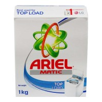 ARIEL MATIC TOP LOAD DETERGENT POWDER 1.00 KG BOX