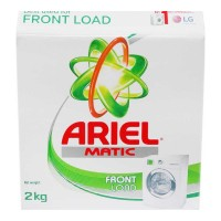 ARIEL MATIC FRONT LOAD DETERGENT POWDER- 2.00 KG BOX