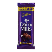 CADBURY DAIRY MILK CHOCOLATE 54.00 GM PACKET