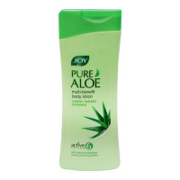 JOY PURE ALOE MULTI BENEFIT BODY LOTION 300.00 ML BOTTLE
