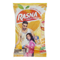 RASNA FRUIT PLUS FLORIDA ORANGE 125 GM