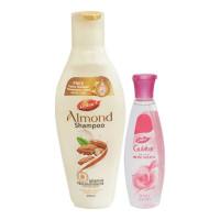 DABUR ALMOND  SHAMPOO 200.00 Ml Bottle