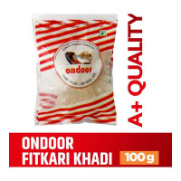 ONDOOR FITKARI KHADI PACKED 100.00 GM PACKET
