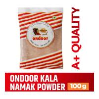 ONDOOR KALA NAMAK POWDER PACKED 100.00 GM