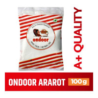 ONDOOR ARAROT PACKED 100.00 GM PACKET