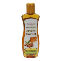 PATANJALI ALMOND HAIR OIL 200 ML