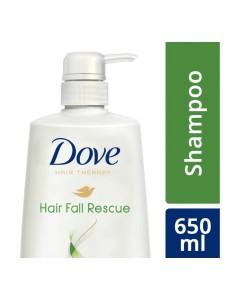 DOVE HAIR FALL RESCUE SHAMPOO 650.00 ML BOTTLE