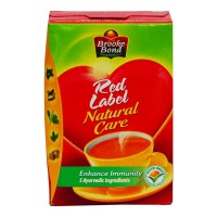 BROOKE BOND RED LABEL NATURAL CARE TEA 100.00 Gm Packet