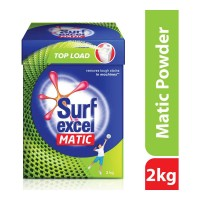 SURF EXCEL MATIC TOP LOAD DETERGENT POWDER 2.00 KG PACKET
