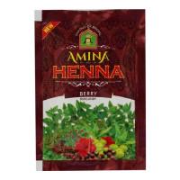 AMINA HENNA BERRY BURGUNDY 30 Gm