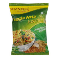 PATANJALI VEGGIE ATTA NOODLES 60.00 GM PACKET