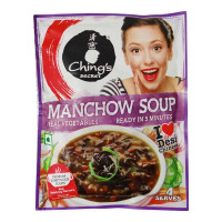 CHINGS SECRET MANCHOW SOUP 55.00 GM PACKET