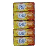BRITANNIA MARIE GOLD BISCUITS BUY 4 GET 1 FREE 600 Gm