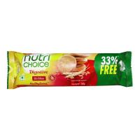 BRITANNIA NUTRI CHOICE DIGESTIVE BISCUITS 200 Gm