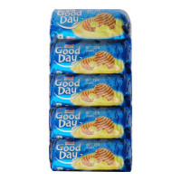BRITANNIA GOOD DAY BUTTER COOKIES 500.00 GM PACKET