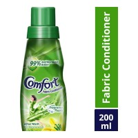 COMFORT FABRIC CONDITIONER ANTI BACTERIAL 200 ML