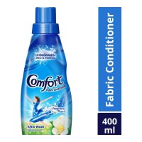 COMFORT FABRIC CONDITIONER MORNING FRESH 400 ML BOTTLE