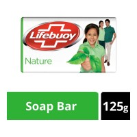 LIFEBUOY NATURE SOAP 125 GM