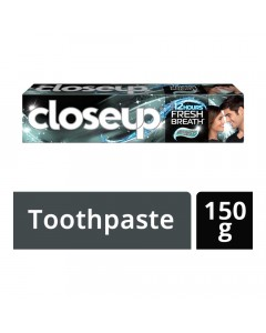 CLOSE-UP EUCALYPTUS MINT TOOTHPASTE 150.00 GM BOX