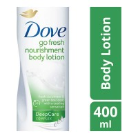 DOVE GO FRESH NOURISHMENT BODY LOTION- 400.00 ML BOTTLE
