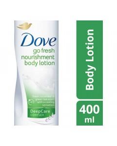 DOVE GO FRESH NOURISHMENT BODY LOTION- 400.00 ML BOTTLE