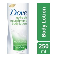 DOVE GO FRESH NOURISHMENT BODY LOTION - 250.00 ML BOTTLE
