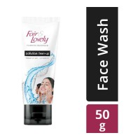 FAIR & LOVELY POLLUTION CLEAN UP FACE WASH 50.00 GM TUBE