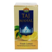 BROOKE BOND TAJ MAHAL FRESH LEMON 25 TEA BAGS 1 No