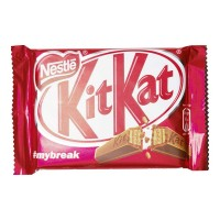 NESTLE KITKAT CHOCOLATE 37.03 GM PACKET