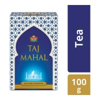 BROOKE BOND TAJ MAHAL TEA 100.00 GM BOX