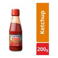KISSAN NO ONION NO GARLIC TOMATO SAUCE 200 Gm