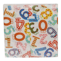 ORIGAMI PRINTED PARTY NAPKINS 20.00 PCS PACKET