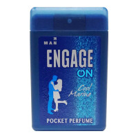 ENGAGE ON COOL MARINE MAN POCKET PERFUME 18 ML