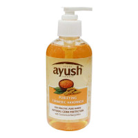 AYUSH PURIFYING TURMERIC HANDWASH 200 ML