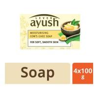 AYUSH COW GHEE SOAP 4X 100.00 GM BOX