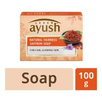 AYUSH SAFFRON SOAP 100.00 GM BOX