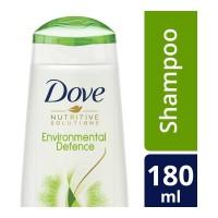 DOVE ENVIRONMENTAL DEFENCE SHAMPOO 180.00 Ml Bottle