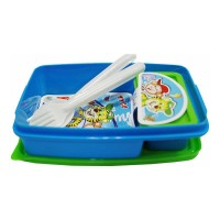 PRATAP HUNGRY KYA JUNIOR LUNCH BOX PPC-28 1.00 PCS PACKET