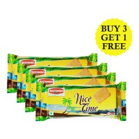 BRITANNIA NICE TIME BISCUITS 150 GM BUY 3 GET 1 FREE