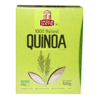 INDIA GATE QUINOA 500.00 GM BOX